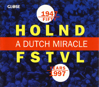 Collection of Recordings made during Holland Festival performances made from  1947 to 1997