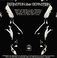 bernstein talks about Bernstein